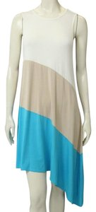 multi Maxi Dress by Neiman Marcus