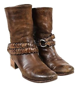Alberto Fermani 50th Brown Boots
