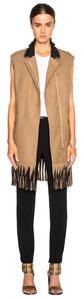 3.1 Phillip Lim Fringed Wool Fall Vest