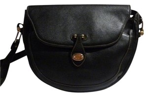 Gucci Perfect Everyday Roomy With Pockets Equestrian Accents Excellent Vintage Cross Body Bag