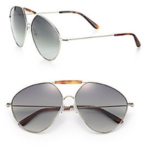 Valentino ValentinoMask 62MM Aviator Sunglasses