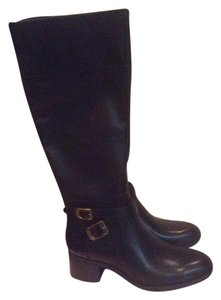 Santo Francisco Black Boots