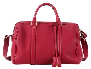 Louis Vuitton Red Sc Pm Lv.k0809.01 Shoulder Bag
