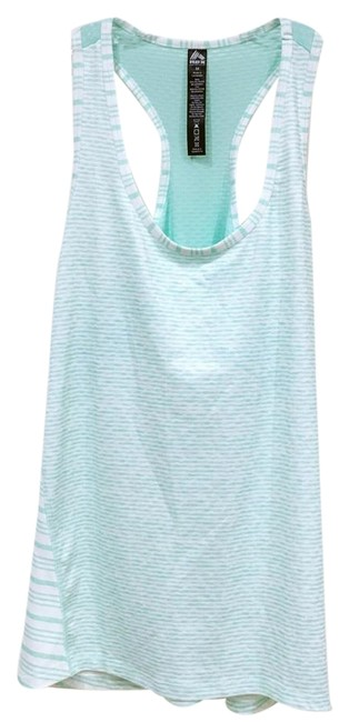 RXB Green White Cr374 Activewear Top Size 10 (M, 31) RXB Green White Cr374 Activewear Top Size 10 (M, 31) Image 1
