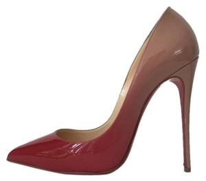 Christian Louboutin So Kate Degrade So Kate 120 Nude Pumps