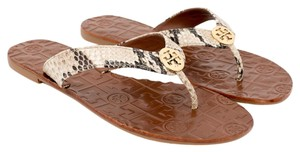 Tory Burch 35056 Natural/Gold Sandals