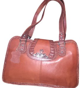 Marc Chantal Satchel in Brown