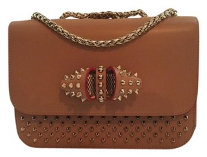 Christian Louboutin Beige Shoulder Bag