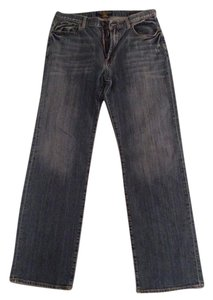 Lucky Brand Premium Italian Relaxed Fit Jeans-Medium Wash