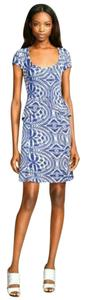 Tracy Reese Peplum Shift Sheath Dress