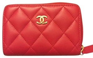 Chanel Classic Zip Coin Purse