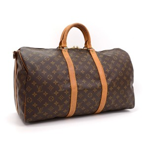 Louis Vuitton Bandouliere Travel Bag