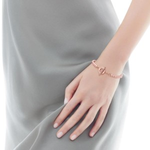 Tiffany & Co. TIFFANY BEADS TOGGLE BRACELET RUBEDO