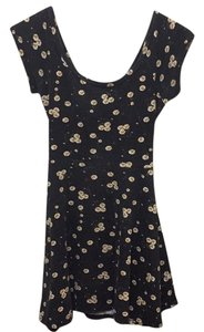 Wet Seal short dress Black on Tradesy