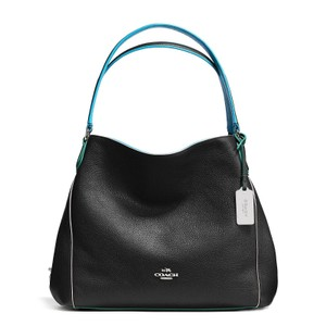 Coach 37721 Edie 31 Edgestain Shoulder Bag