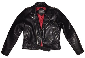 Straight To Hell Motorcycle Jacket