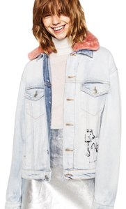 Zara Womens Jean Jacket