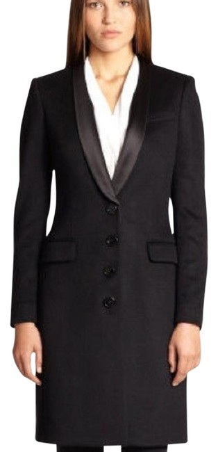 Item - Black Stockbridge Cashmere Coat Size 4 (S)