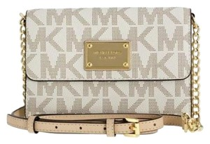 Michael Kors Mk Large Cross Body Bag