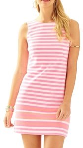 Lilly Pulitzer short dress Tropical pink on Tradesy