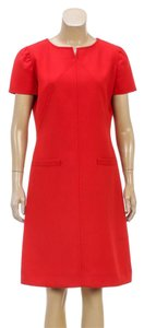 Courreges short dress Red on Tradesy