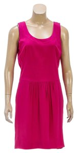 Akris Punto short dress Pink on Tradesy