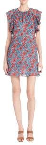 Rebecca Taylor short dress Melon Pop on Tradesy