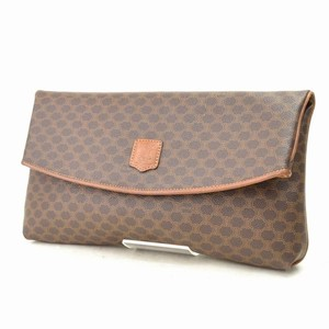 Céline Purse Wallet Brown Clutch