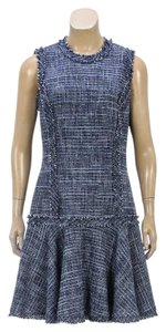 Michael Kors short dress Blue/Multicolor on Tradesy