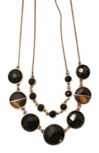 Lucky Brand BRAND NEW! Lucky Brand Gold Tone Double Layer Stone Necklace
