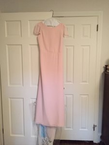 Joanna August Tiny Dancer (pale Pink/blush) Kimberly Long Dress