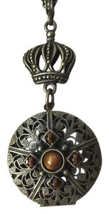Ben-Amun Crown Locket
