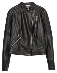 Zara jacket Leather Jacket