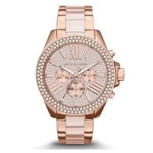 Michael Kors NWT Rose Gold-Tone Wren Watch MK6096 ($395+TAX)