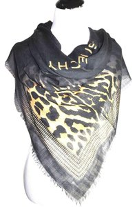 Givenchy GIVENCHY Leopard Print Scarf 44x44