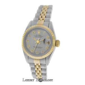 Rolex Ladies Rolex Oyster Perpetual 69173 DateJust Jubilee Gold Steel