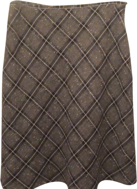 Liz Claiborne Skirt black grey