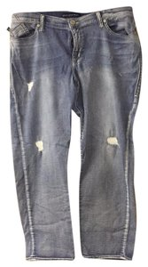 Rock & Republic Capris Blue