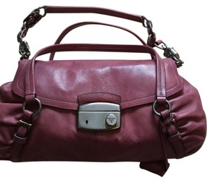Prada Satchel in Sandalo
