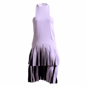 Versus Versace short dress Purple on Tradesy