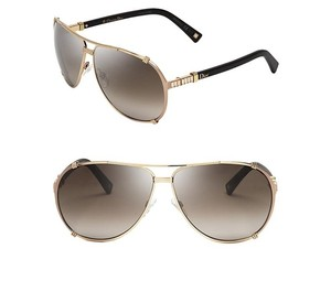 Dior Chicago 2 strass 63mm Aviator Sunglasses