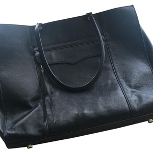 Rebecca Minkoff Large Mab Tote in Black