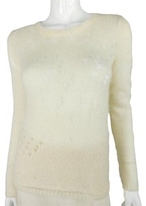 Isabel Marant Distressed Knit Sweater