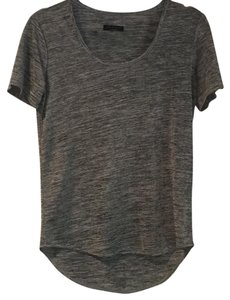 Rag & Bone T Shirt Gunmetal