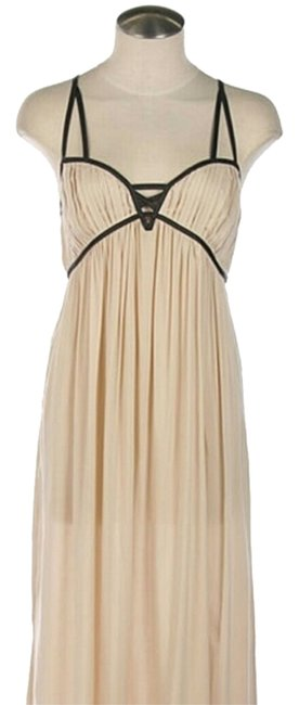 Biege Maxi Dress by Other