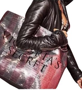 Victoria's Secret Bling Limited Edition Sequin Travel Bag