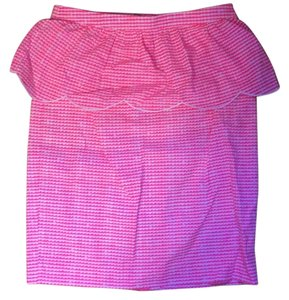 Lilly Pulitzer Skirt Neon Pink