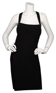 Chanel Black Sleeveless Dress