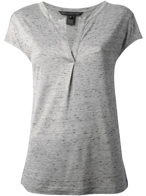Preload https://item4.tradesy.com/images/marc-by-marc-jacobs-dapper-grey-melange-alicia-jersey-tee-shirt-size-2-xs-1958883-0-0.jpg?width=400&height=650