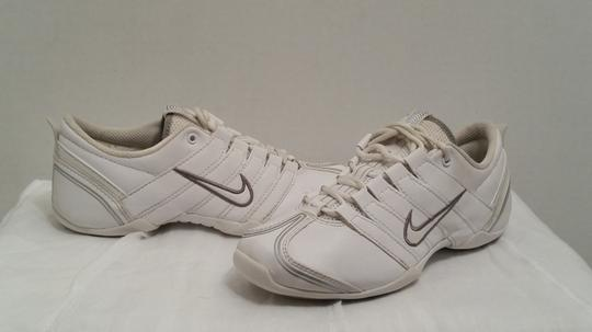 Nike Leather Monogram White Athletic